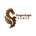 Dragon Eagle Powers  logo