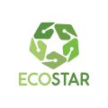 生態之星Logo