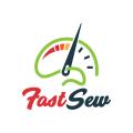 Fast Sew  logo