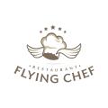 Flying Chef  logo