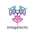 Integalactic  logo