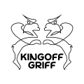 King off Griff  logo
