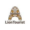 Lion Tourist  logo