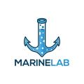 Marine Lab  logo