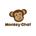 猴子聊天Logo