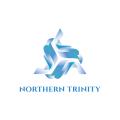 北三位一體Logo