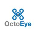 Octo Eye  logo