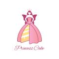 Princess Cake  logo