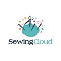 Sewing Cloud  logo
