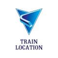列車定位logo