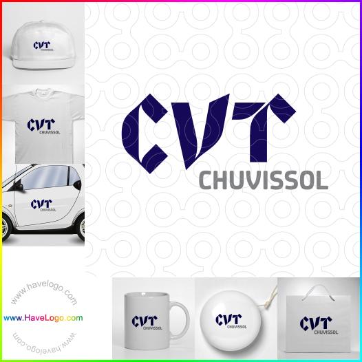 抽象logo設計 - ID:52899