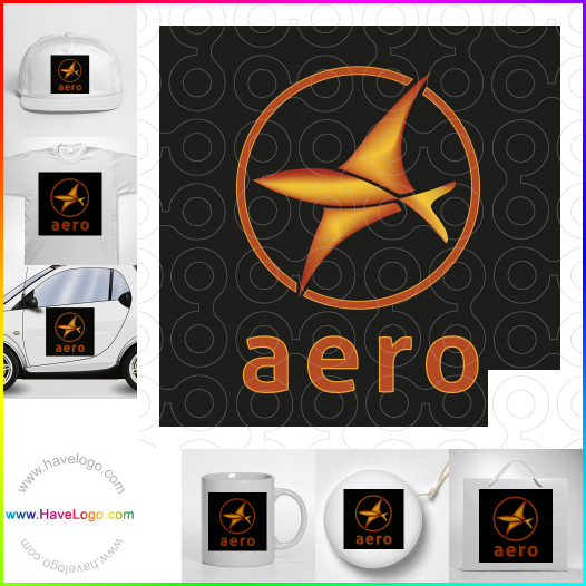 airline logo - ID:35254