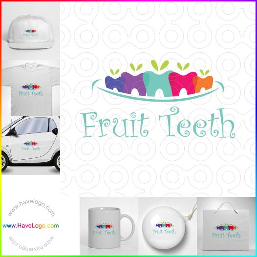 dental products logo - ID:46611