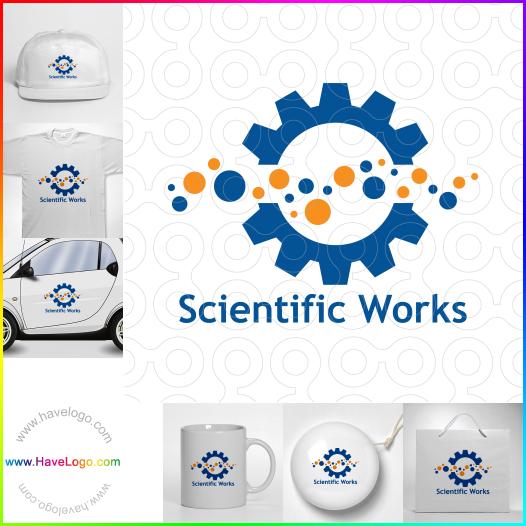 實驗室logo - ID:51739
