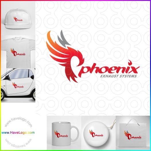 phoenix logo - ID:45860