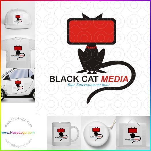 貓logo設計 - ID:17534