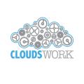工作Logo