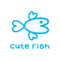 水生生物Logo